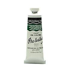 Grumbacher P306 Pre Tested Artists Oil