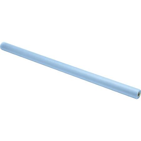"Smart-Fab Non-Woven Fabric Roll, 48"" x 40', Sky Blue"