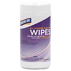 Genuine Joe All Purpose Cleaning Wipes