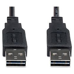 Tripp Lite 3ft USB 20 High