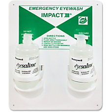 Impact Products Double Eyewash Station 16