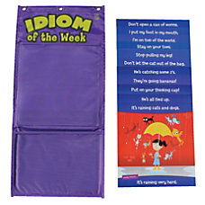 Learning Resources Idiom Of The Week