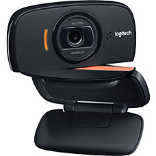 Logitech B525 2 Megapixel Webcam Black