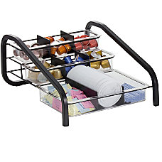 Officemate OIC Wide CutleryCondiment Organizer 3