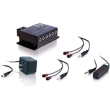 C2G Infrared Remote Control Repeater Kit