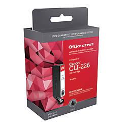 Office Depot Brand ODCLI226B Canon CLI