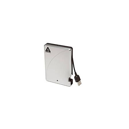 """Apricorn Aegis A25-USB-500 500 GB Hard Drive - 2.5"""" Drive - External"""