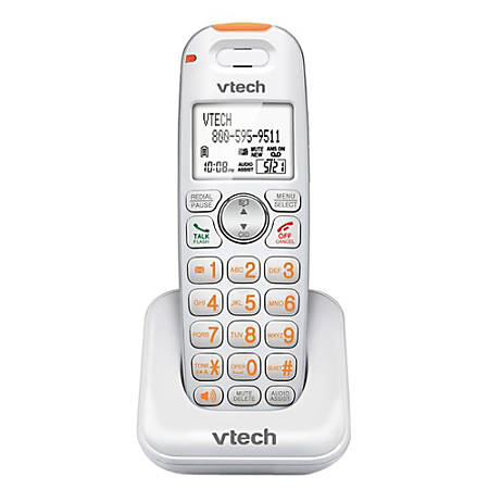 VTech® Careline SN6107 DECT 6.0 Cordless Expansion Handset For SN61x7 Series Phones