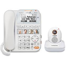 Vtech Careline SN1197 Expandable Corded Phone