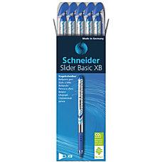 Stride Schneider Slider XB Viscoglide Rollerball
