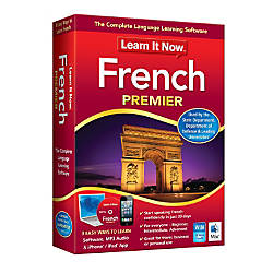 Learn It Now French Premier For
