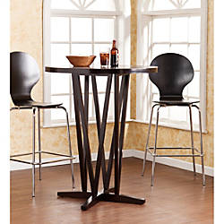 Southern Enterprises Devon Bar Table Round