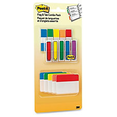 Post it FlagTab Combo Pack Durable