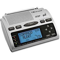 Midland WR 300 Clock Radio 2