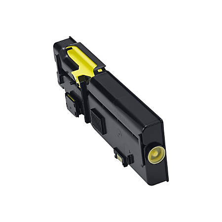 Dell - Yellow - original - toner cartridge - for Dell C2660dn, C2665dnf