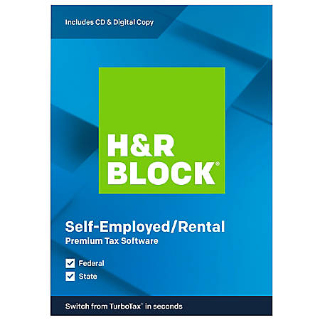 H&R Block® 2019, Premium, For PC/Mac