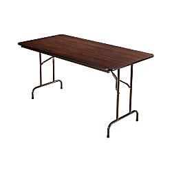 Alera Folding Table Rectangular 29 H