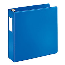 Heavy Duty D Ring Reference Binder