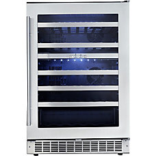 Silhouette Wine Cooler 51 Bottles 2