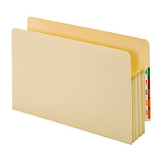Office Depot Brand File Pockets 3