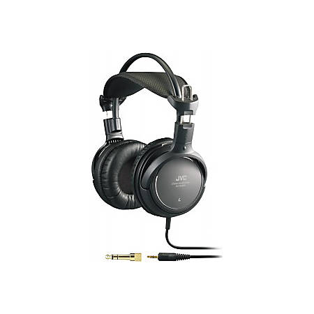 JVC Full-Size Headphones
