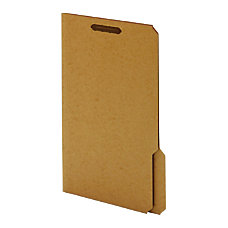 Kraft Folders With Fasteners By INPLACE