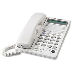 Panasonic Standard Phone White