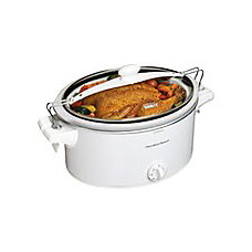 Hamilton Beach Stay or Go Cooker
