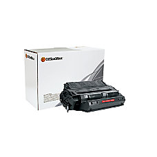 OfficeMax Brand OM03366 Remanufactured MICR Toner