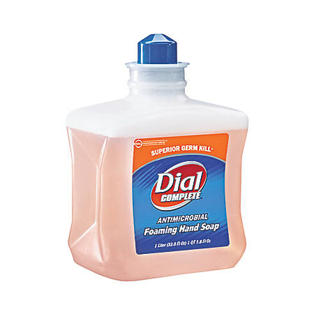 Dial Complete Foaming Hand Soap, Refill