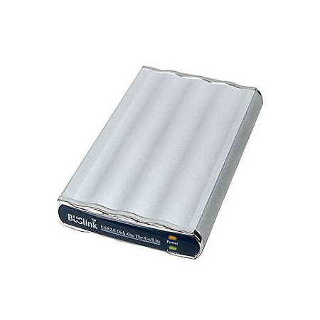 "Buslink Disk-On-The-Go DL-250-U2 250 GB Hard Drive - 2.5"" Drive - External"