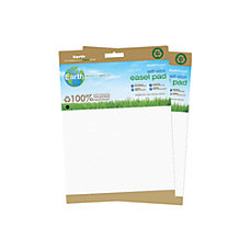 MasterVision Earth 100percent Recycled Self Stick