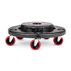 Rubbermaid Commercial Brute Plastic Dolly 6