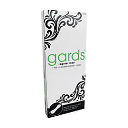 Gards Maxi Pads Size 8 White