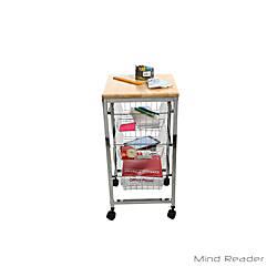 Mind Reader 3 Tier Wire Basket
