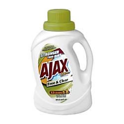 Ajax 2X Ultra Liquid Laundry Detergent