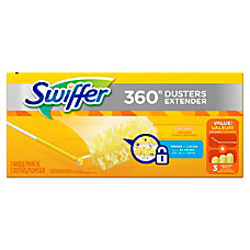 Swiffer Extension Handle Duster Kits 3