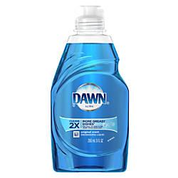 Dawn Dishwashing Liquid Original Scent 9