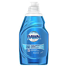 Dawn Dishwashing Liquid Original Scent 9