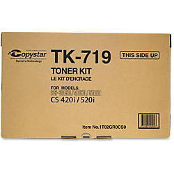 Kyocera TK 719 Original Toner Cartridge