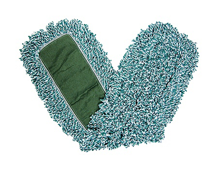 Rubbermaid® Commercial Looped-End Microfiber Dust Mop Heads, 5
