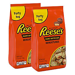 Reeses Peanut Butter Cup Miniatures 40