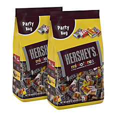 Hersheys Miniatures 40 Oz Pack Of