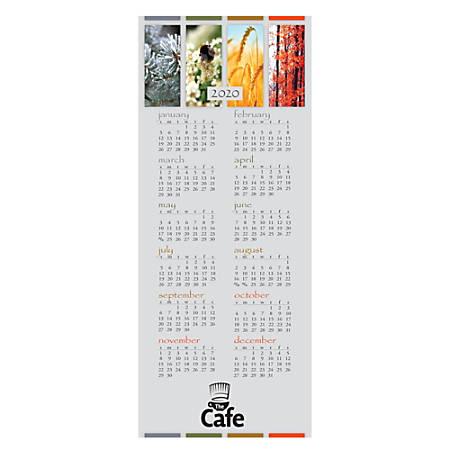 Four Seasons Economy Calendar