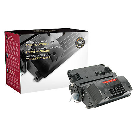 Office Depot® Brand S1OM06638 (HP 90X / CE390X) High-Yield Remanufactured Black MICR Toner Cartridge