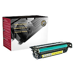 OfficeMax OM05989 HP 648A CE262A Remanufactured