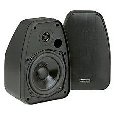 BIC America 2 Way IndoorOutdoor Speakers