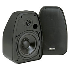 BIC America IndoorOutdoor Speaker 2 way