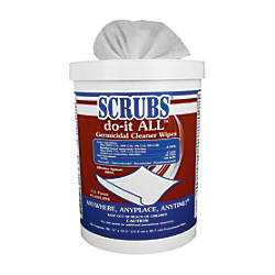 Scrubs do it ALL Germicidal Cleaner