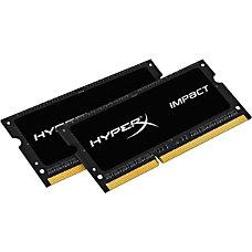 Kingston HyperX Impact SODIMM 16GB Kit